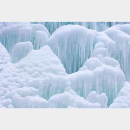 Draperie de glace
